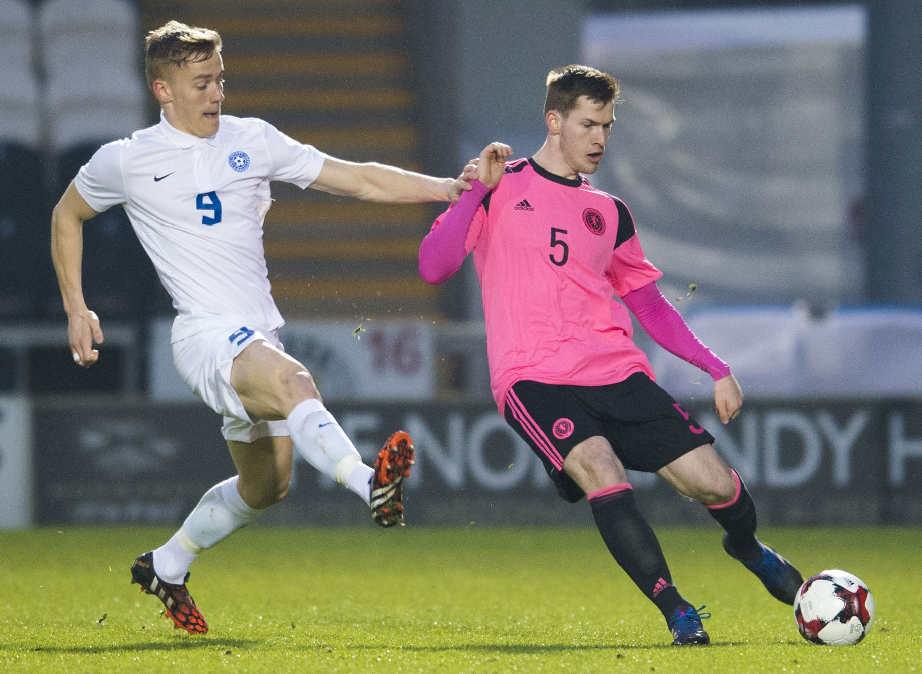 Celtic's Jamie McCart proving himself to be one of the best young players in Scotland