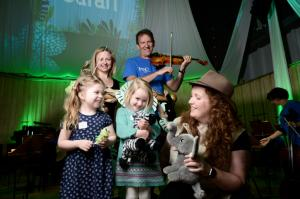 HeraldScotland: Pre-school pupils to go on safari of musical discovery at indoor 'camp'
