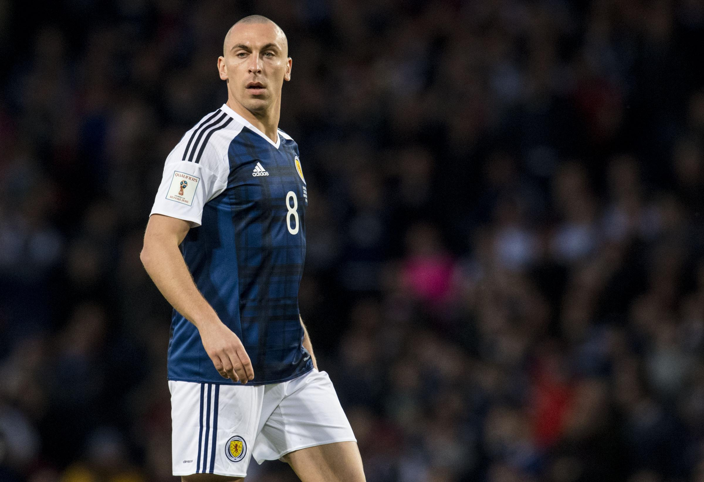 Should Scotland allow Celtic captain Scott Brown to pick and choose when he plays?