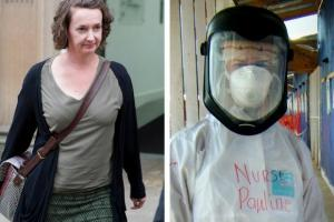 Doctor who lied about Ebola nurse Pauline Cafferkey's temperature suspended for one month