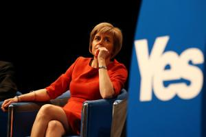 Sturgeon out of tune with Scots on bespoke Brexit and immigration, survey finds