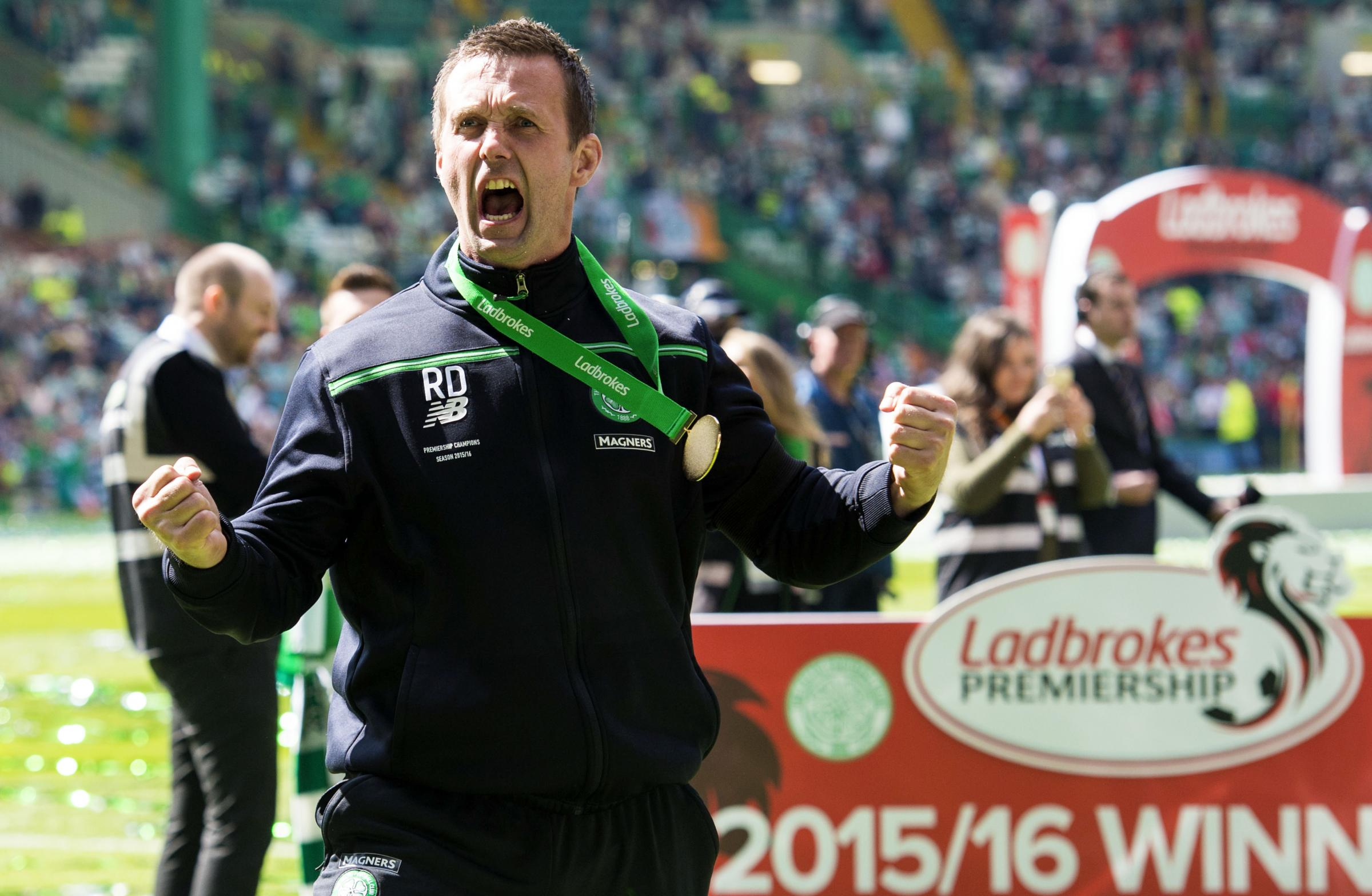 Exclusive: Lawwell and Desmond's legacy to Celtic will be ten-in-a-row, believes Ronny Deila