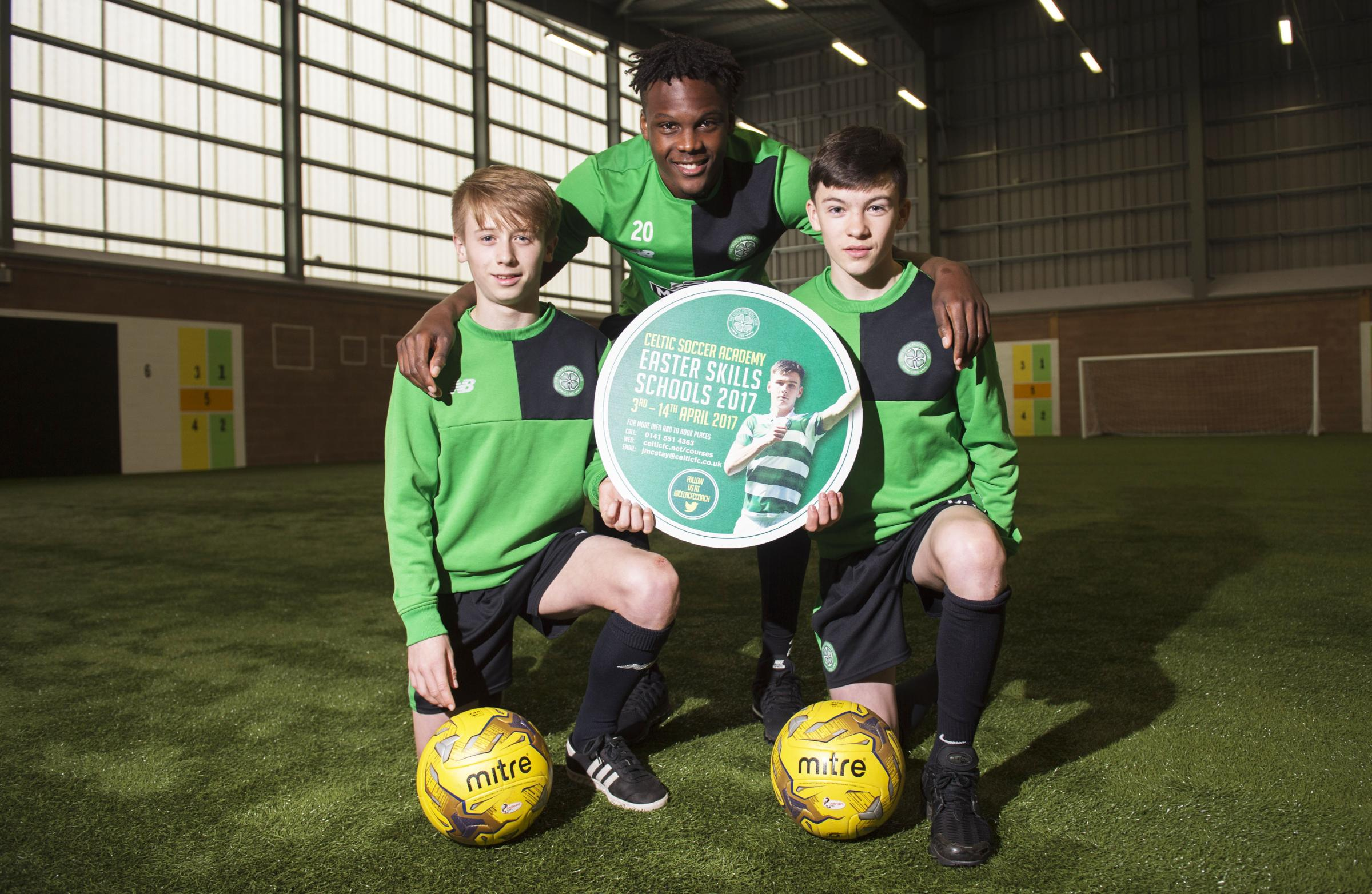 Dedryck Boyata hoping that squaring up to Thierry Henry with Belgium will help Celtic's bid to become Invincibles