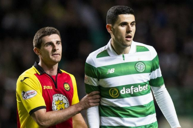 Celtic midfielder Tom Rogic fit and refreshed for the final push – with a little thanks from his manager