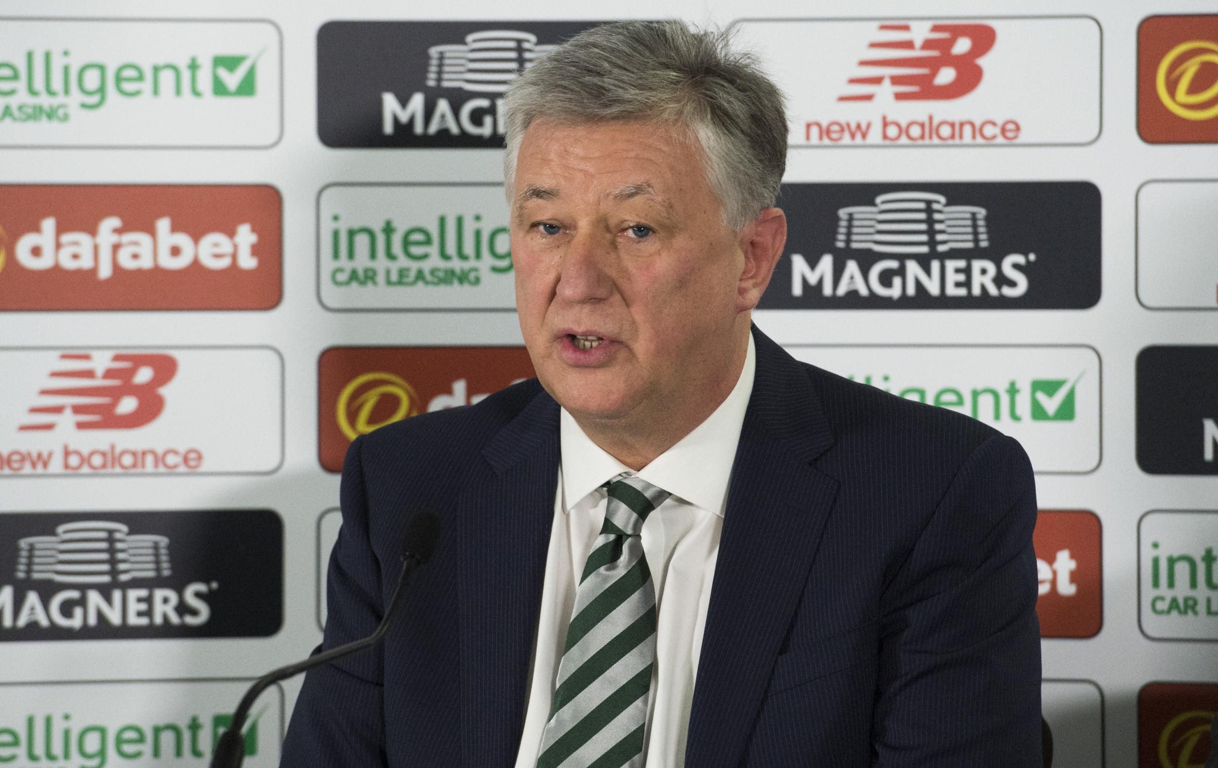 Peter Lawwell urges politicians to back Celtic's ambitious plans for redevelopment