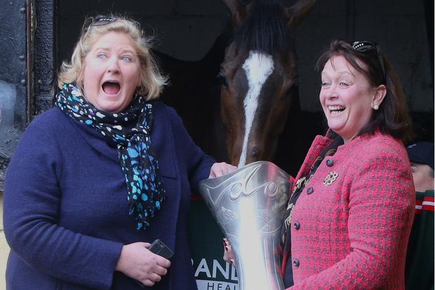 Bookies trounced as Arthur creates Aintree legend for Golf