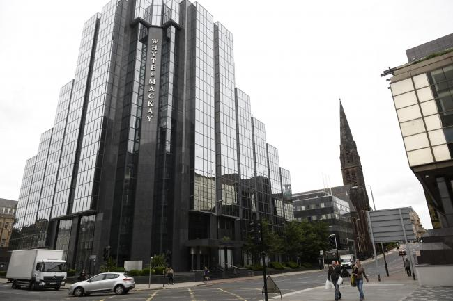 Law firm dwf faces 1m repair bill despite revamp at former office dalmore house glasgow malvernweather Image collections