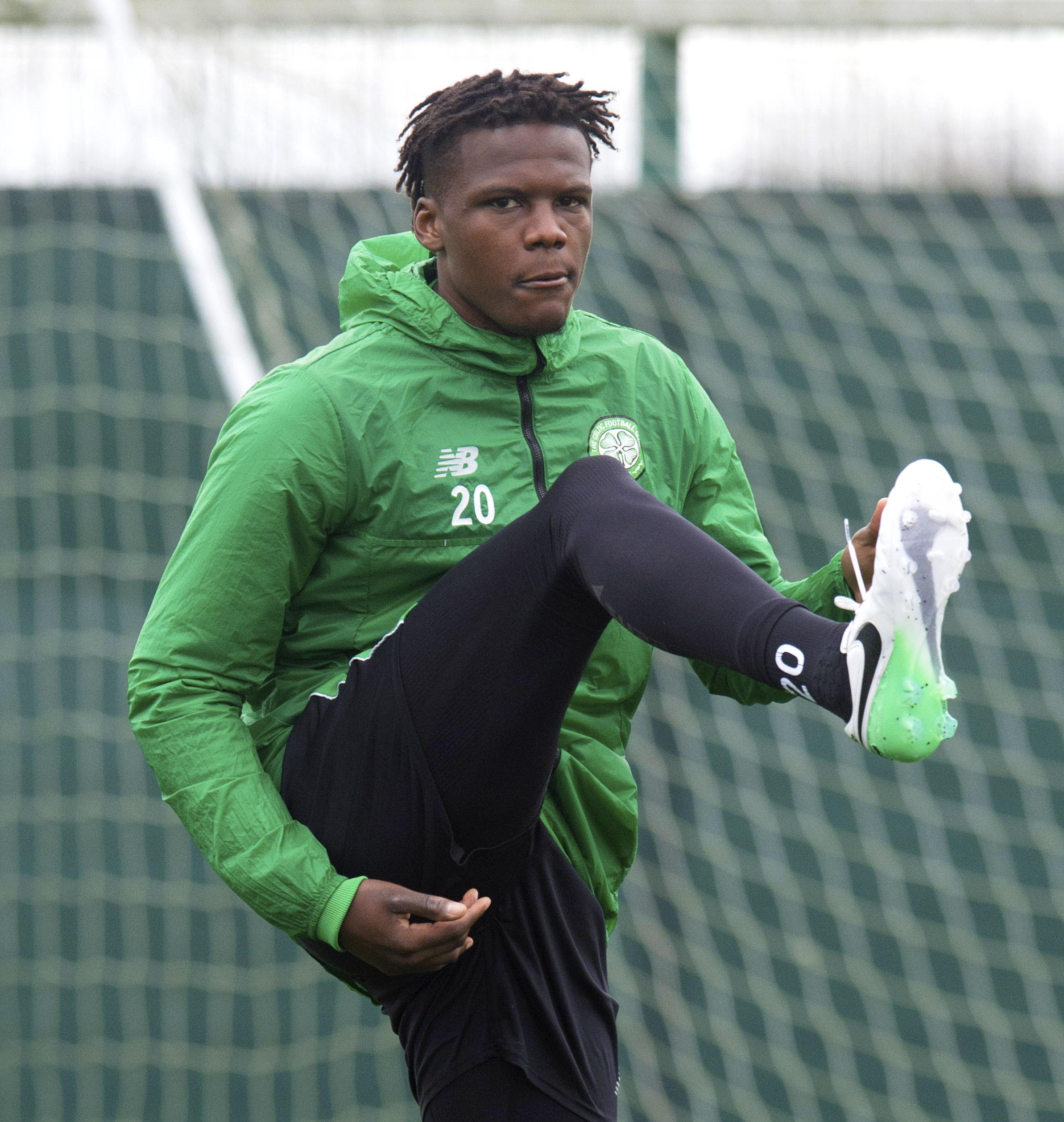 Revenge on Rangers not a motive for Celtic, says Dedryck Boyata