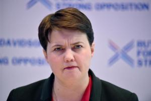 Campaigners slam Ruth Davidson's support of the 'rape clause'