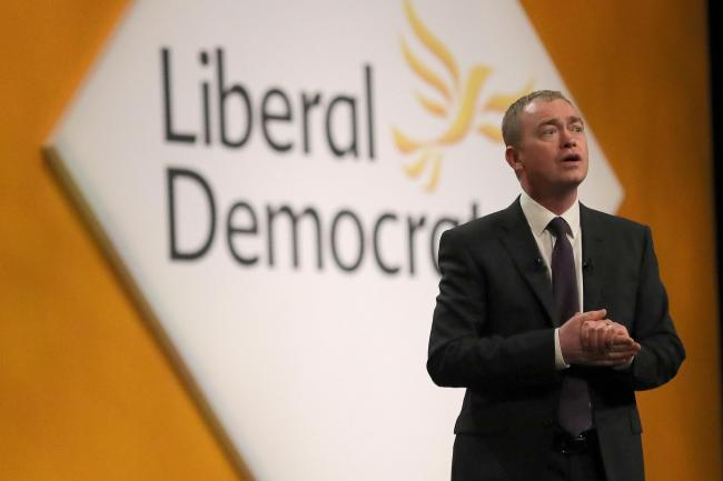 'This is your chance,' Lib Dems tell voters opposed to Hard Brexit