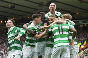 Celtic 2 Rangers 0: Hoops march towards the Treble after dominant Scottish Cup semi-final  win