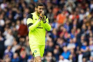 SELLING THE JERSEYS: Although in the case of Craig Gordon, it was more about auctioning his