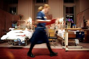A&E departments miss waiting-times target