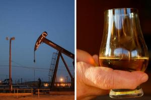 Fracking 'could damage Scotland's whisky industry'