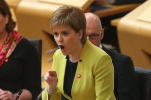 MPs' pledge forces Sturgeon to deny SNP disarray over Brexit
