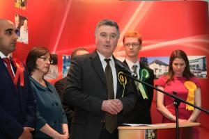 SNP MP John Nicolson's office in Kirkintilloch is among those to have been targeted this week