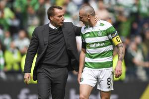 Try telling Brendan Rodgers and Scott Brown this derby is a dead rubber