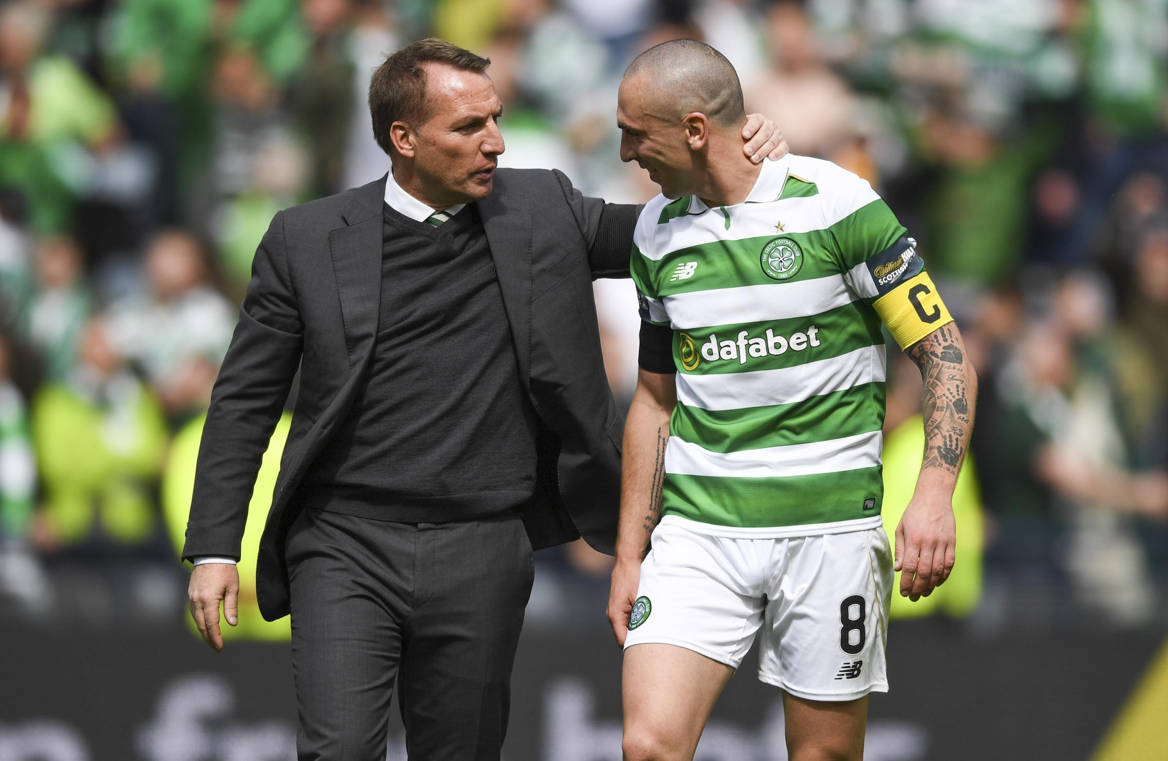 Celtic manager Brendan Rodgers says gambling is a personal responsibility and defends sponsorship deals