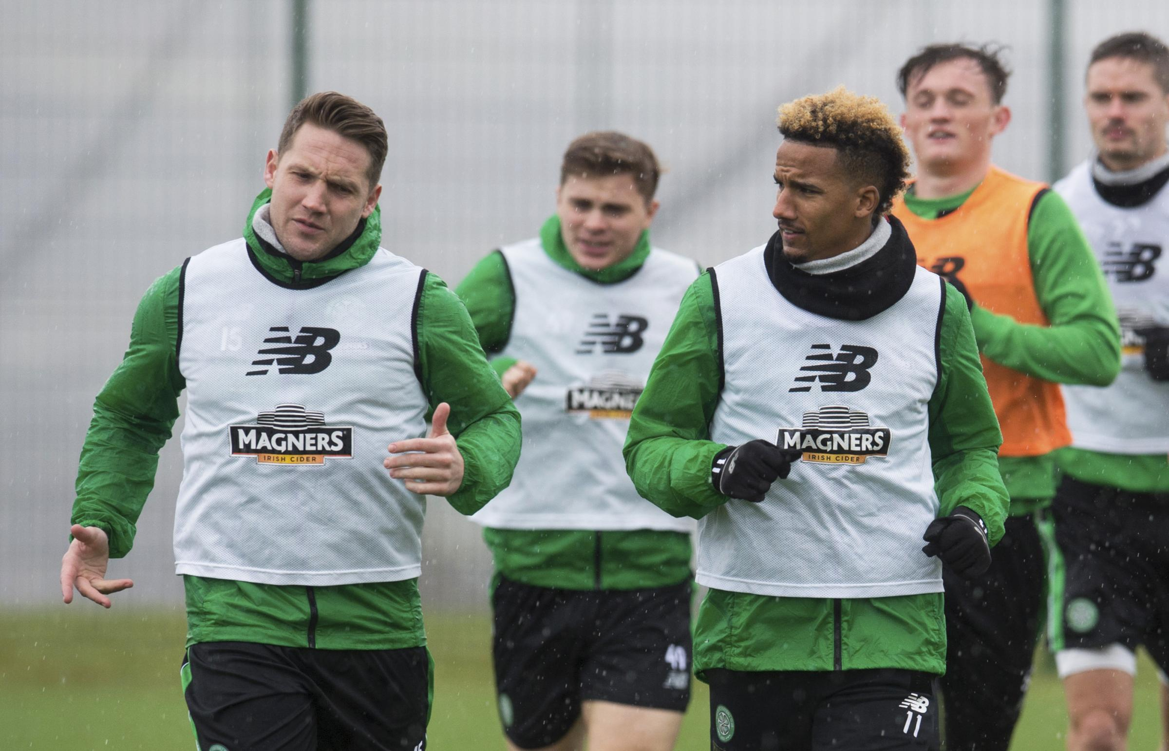 Brendan Rodgers may give Kris Commons Celtic swansong
