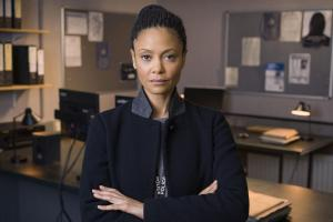 Thandie Newton starred in Line of Duty