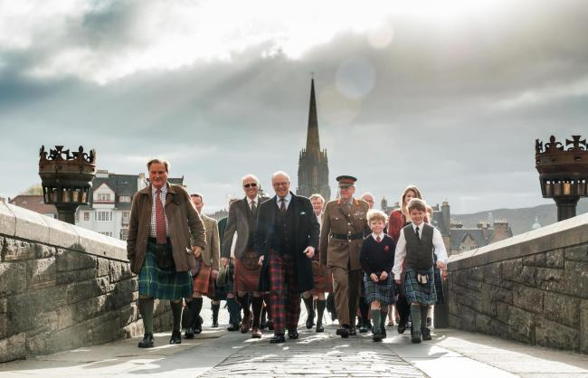 Clans given Edinburgh Castle welcome 272 years after siege attempt