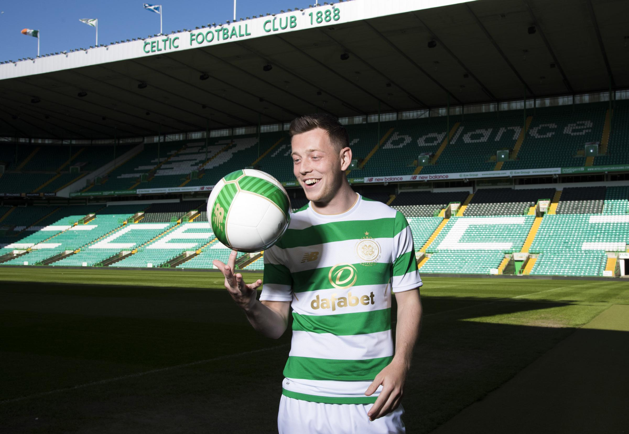 Callum McGregor looking to improve on stellar season with Celtic by going on extended European run
