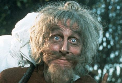 Obituary - Geoffrey Bayldon, actor and star of Catweazle