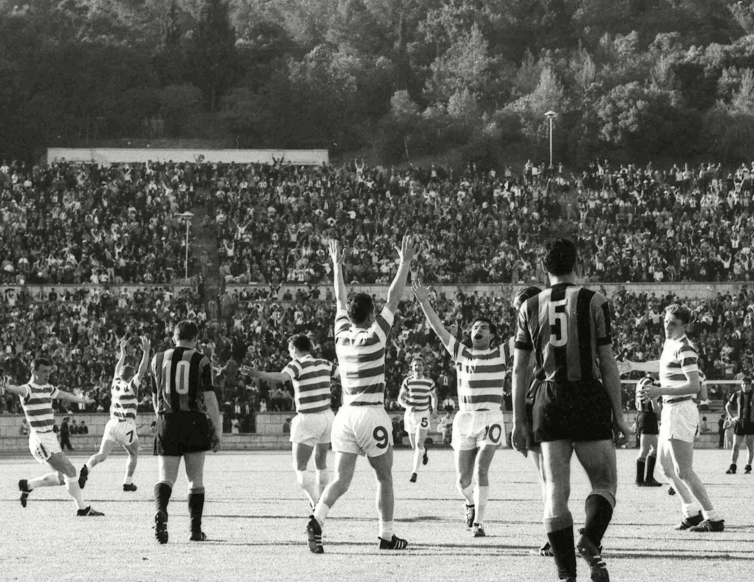 Celtic s greatest day was end of an era for Sandro Mazzola and