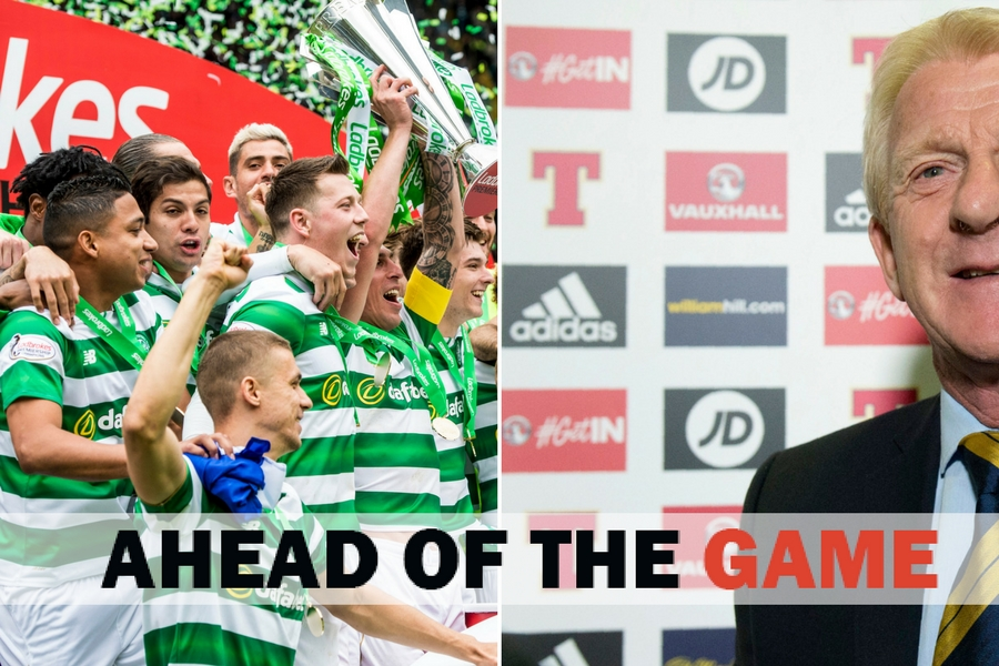Ahead of the Game: Celtic crowned Invicibles as Gordon Strachan names Scotland squad