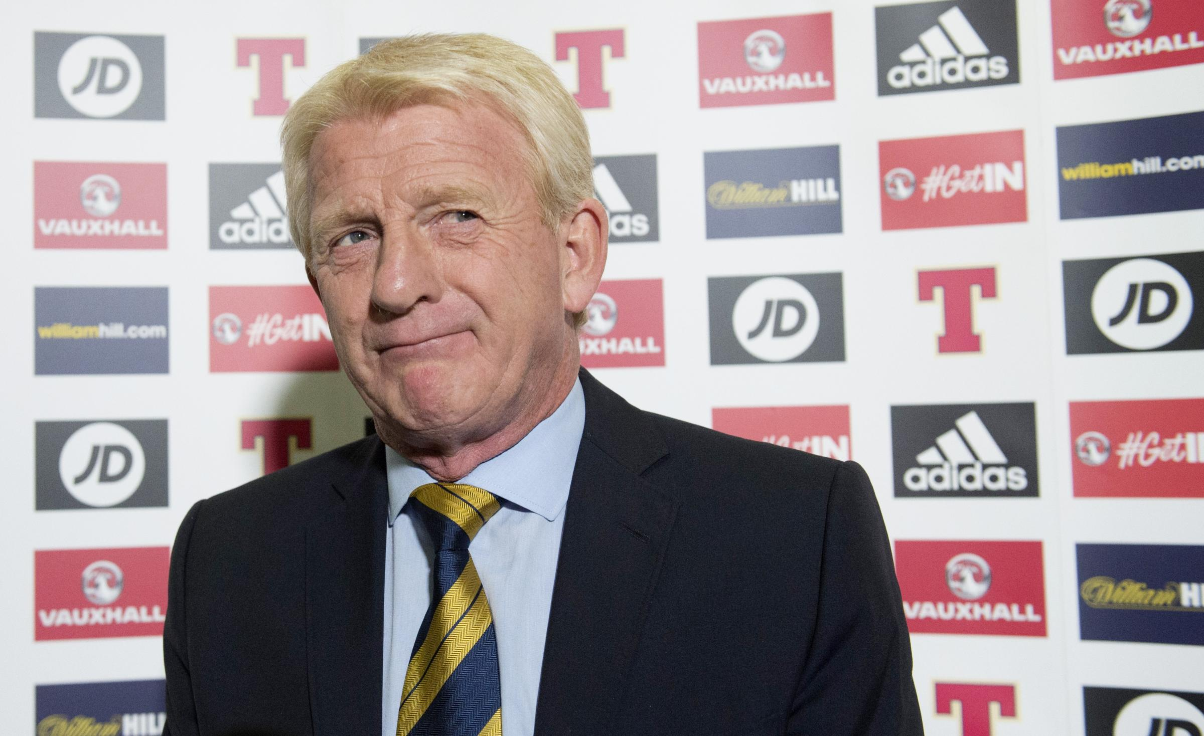 Gordon Strachan: Celtic's Callum McGregor unfortunate to miss out on Scotland bow
