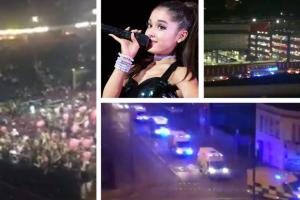 Manchester Arena: Deaths confirmed after reports of 'explosion' after Ariana Grande gig