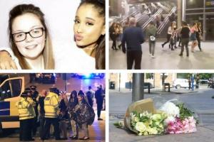 Georgina Callander, 18, top left, was the first victim named after the Manchester Arena bombing.
