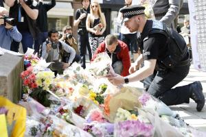 Off-duty police officer among Manchester Arena victims