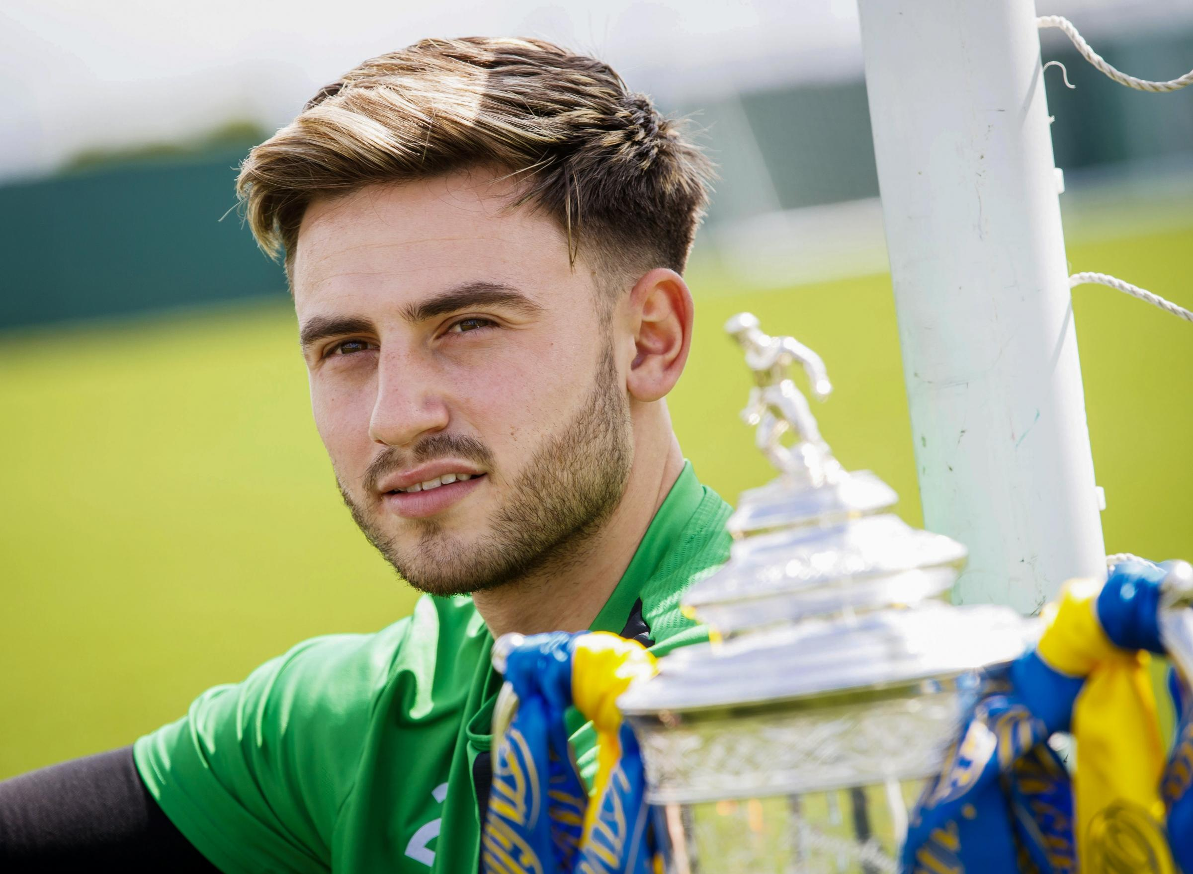 Patrick Roberts: I get as much kicks watching my brother Adam playing Sunday League as he will watching me run out at Hampden
