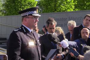 Identity confirmed: Greater Manchester Chief Constable Ian Hopkins confirms suspected suicide bomber as Salman Abedi