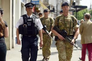 Operation Temperer: Army called in to support police in bid to prevent second terror attack