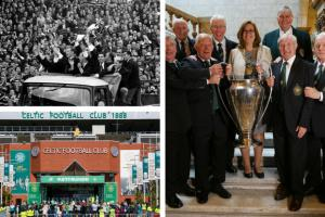 Lisbon Lions bus parade cancelled by Celtic in wake of Manchester terror attack