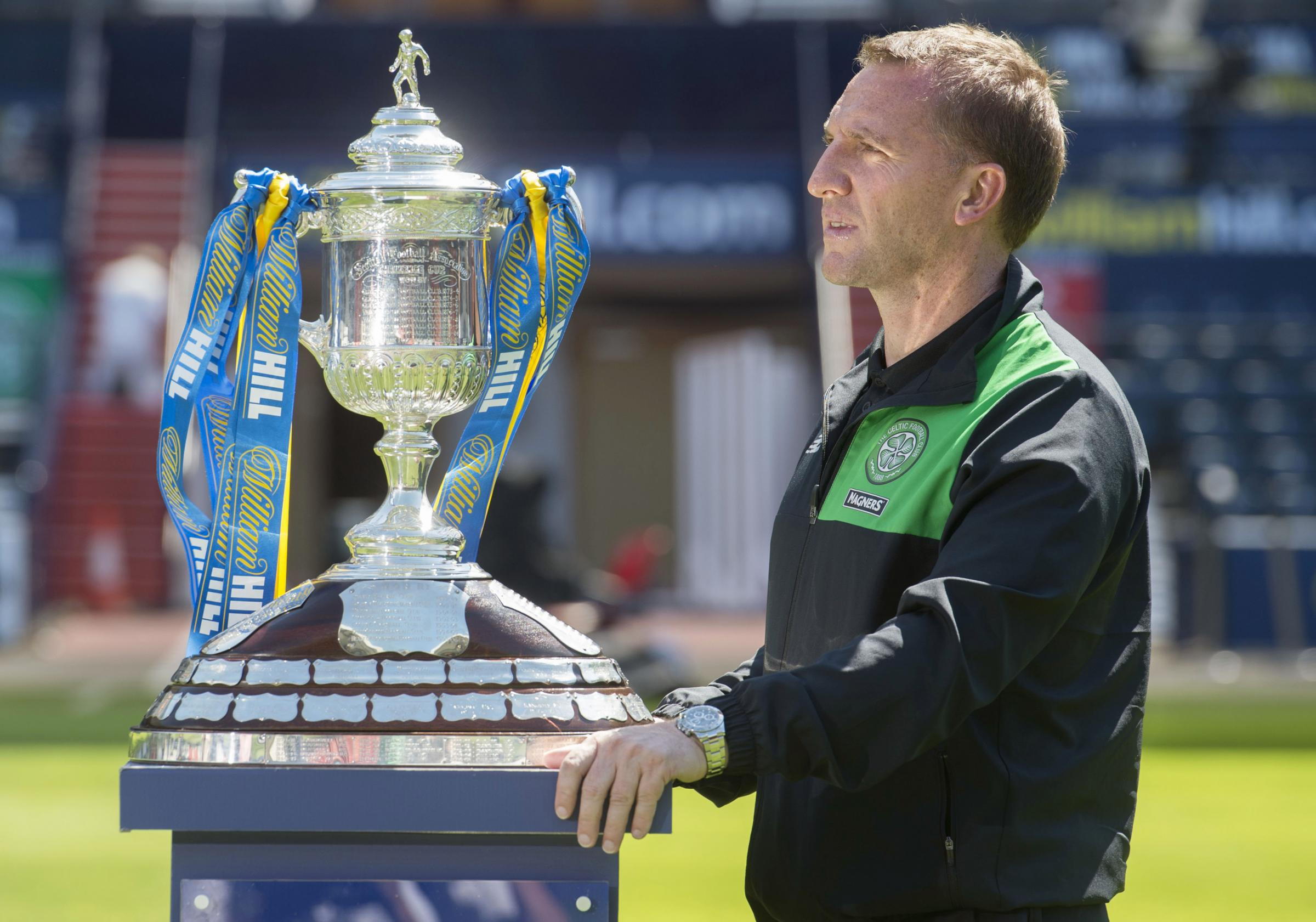 Brendan Rodgers poised to take his place alongside Jock Stein as an all-time Celtic great with undefeated treble