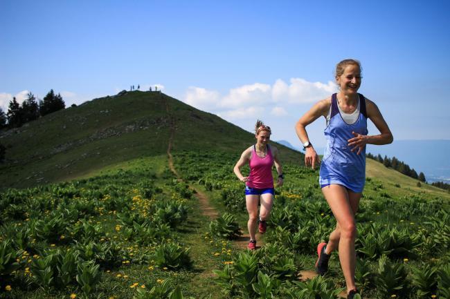 prix le plus bas fe747 da3b5 Scots duo prepare to live the high life with 110km Ultra ...