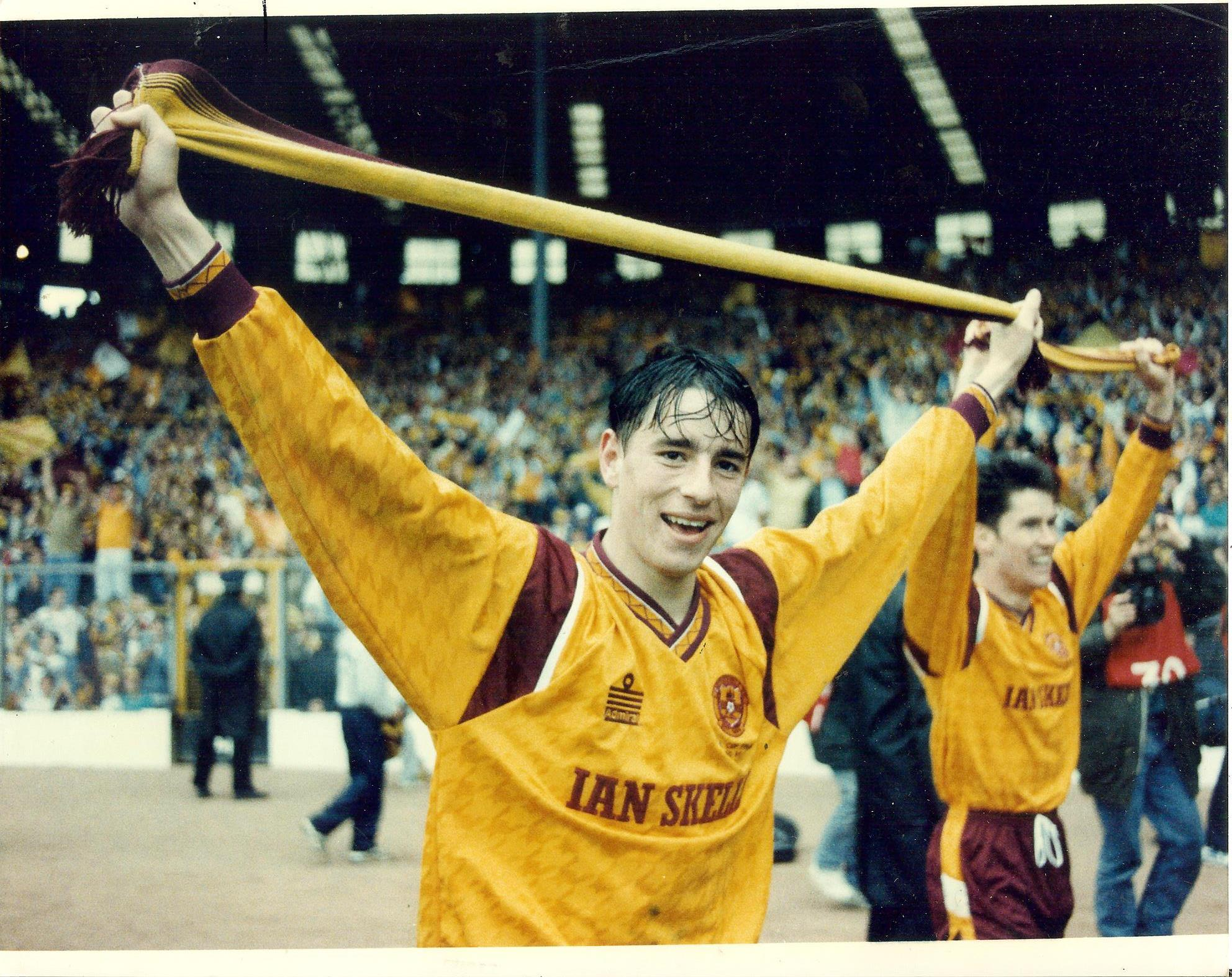 Six of the best Scottish Cup finals: Dundee United 3 Motherwell 4 (1991)