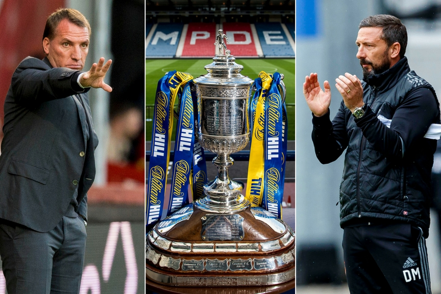 Scottish Cup final LIVE: Can Celtic complete the Treble against Aberdeen?