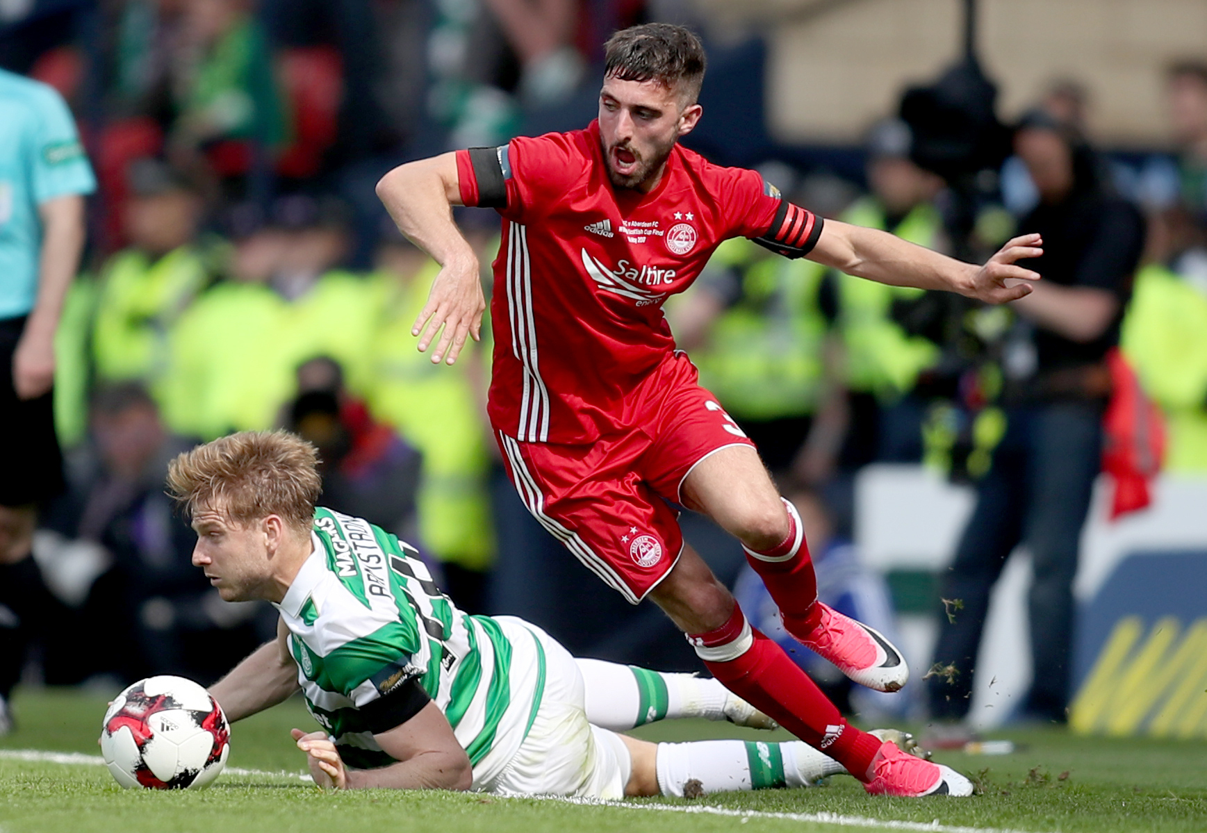 How the Aberdeen players rated in the William Hill Scottish Cup final versus Celtic