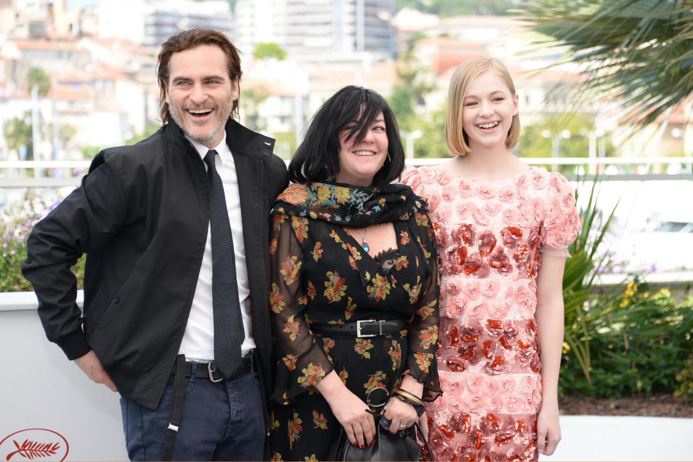 Scots filmmaker Lynne Ramsey lays into Netflix as she premiers her new movie at Cannes Film Festival