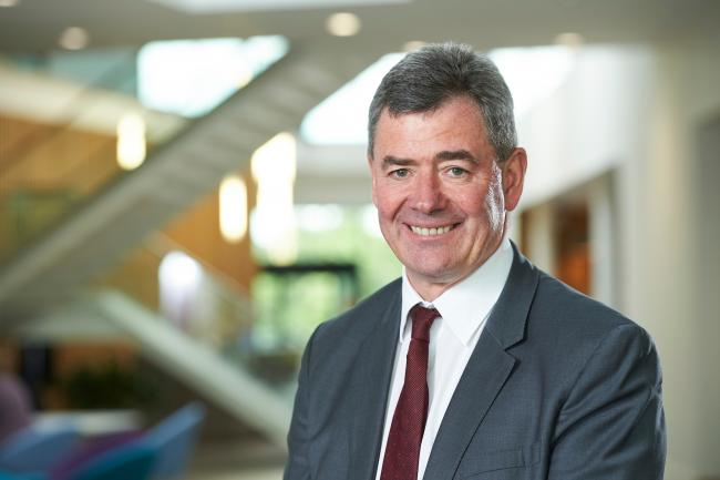 Harper Macleod chairman Lorne Crerar has led law firm since setting it up with Rod McKenzie 30 years ago. Picture: Ewen Weatherspoon.