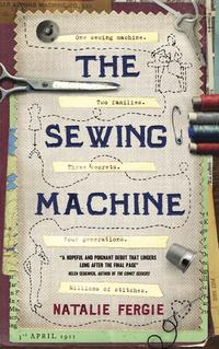 'A tapestry of strong characters' – Review: The Sewing Machine, by Natalie Fergie