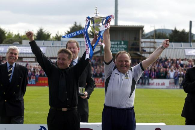 John Robertson returns as Inverness manager 13 years after securing maiden Premiership promotion