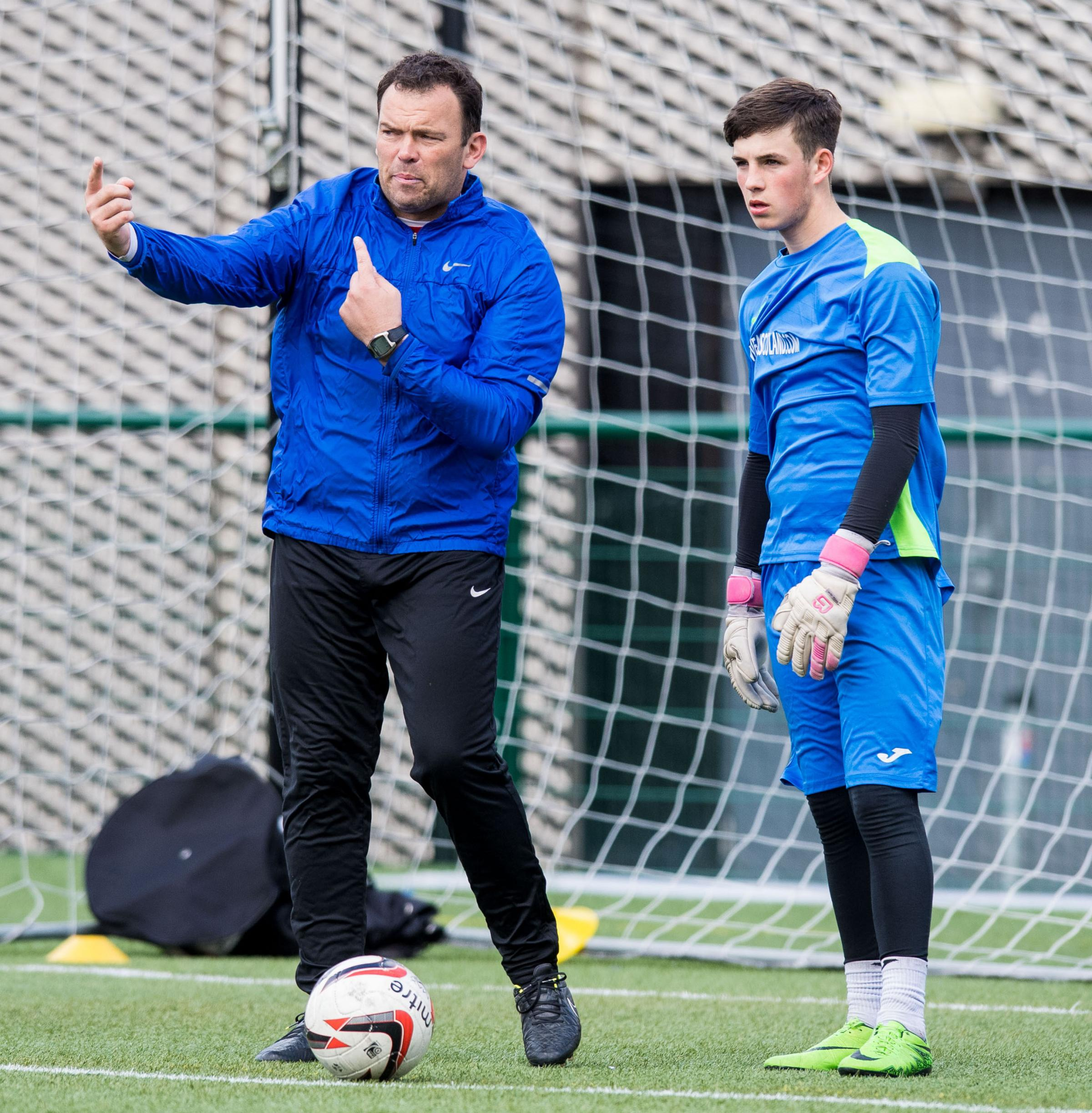 Image result for GOALKEEPER COACH action