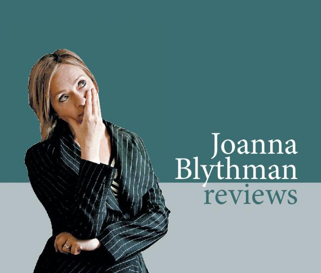 Joanna Blythman's restaurant review