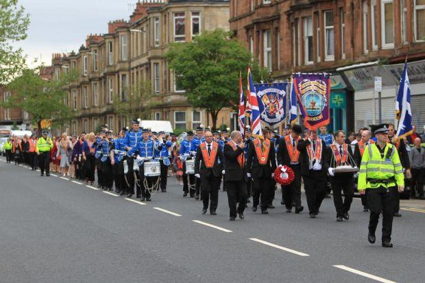 Twelfth of July Orange walk to be televised live on BBC One in Northern Ireland