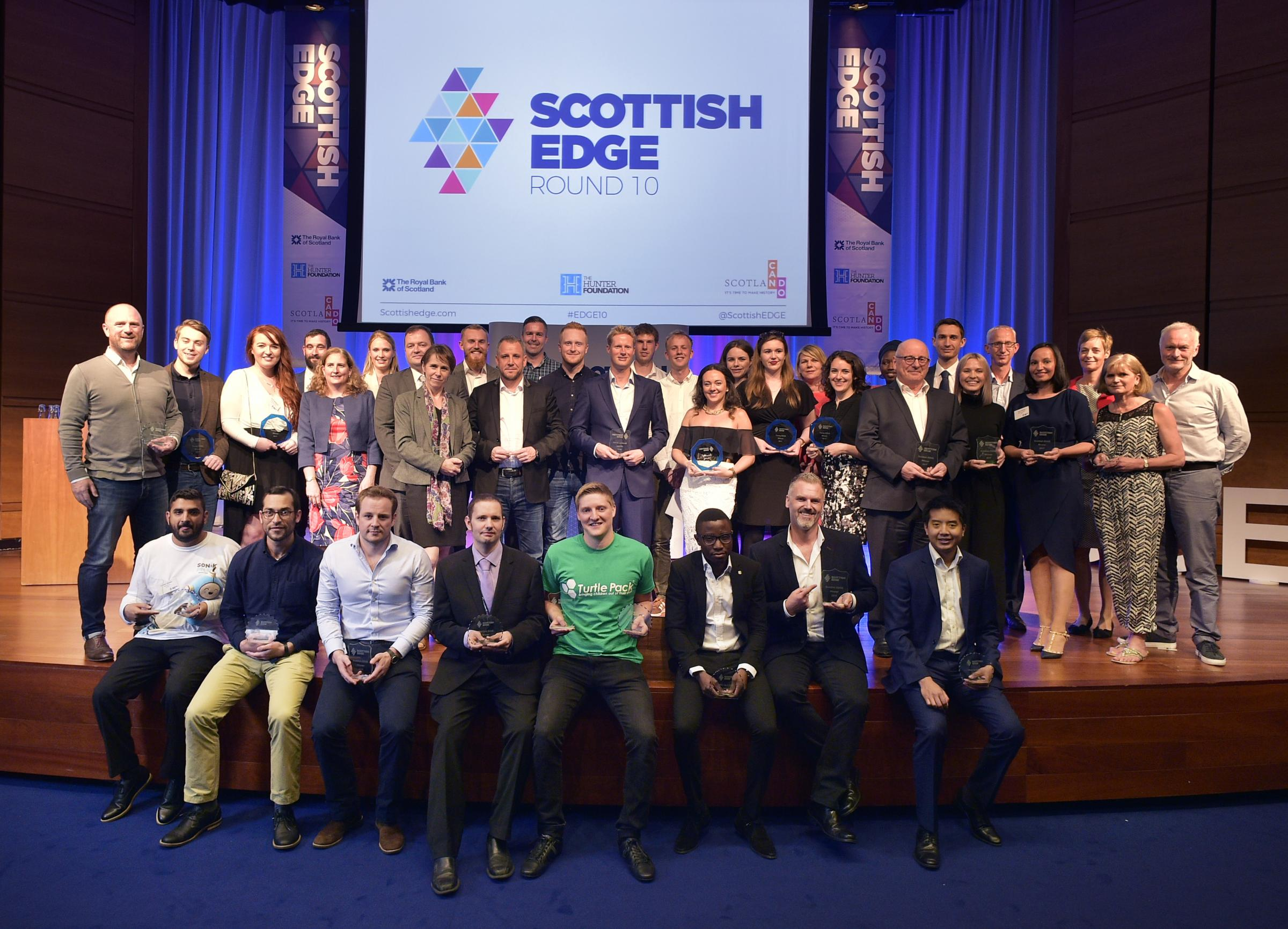 Scottish Edge Finals 2017